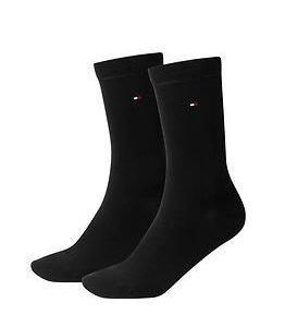 Tommy Hilfiger Casual Sock 2-pack Black