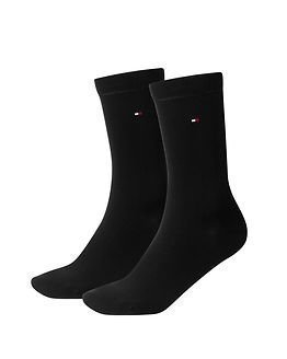 Tommy Hilfiger Casual Sock 2-pack Black