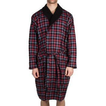 Tommy Hilfiger Classic Flannel Check Robe