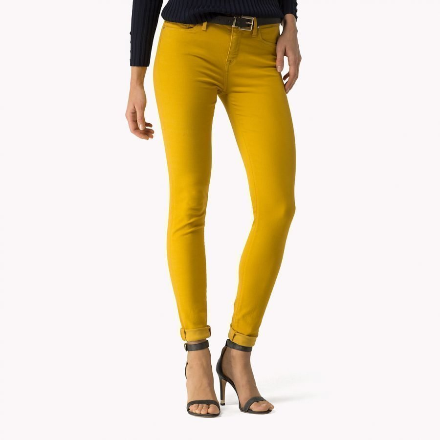Tommy Hilfiger Como Rw Jeggins Fit Housut