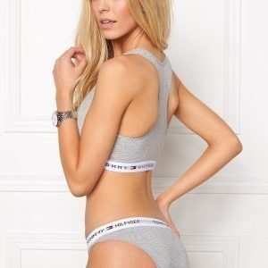 Tommy Hilfiger Cotton Bikini Iconic 004 Grey Heather