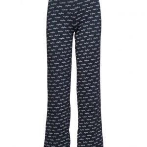 Tommy Hilfiger Cotton Pant Iconic Print yöhousut
