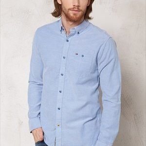 Tommy Hilfiger Denim Georgetown shirt l/s Federal blue