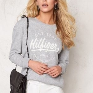 Tommy Hilfiger Denim Knit 038 Lt Grey