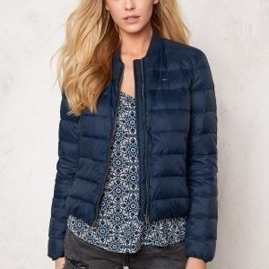 Tommy Hilfiger Denim Light Down Bomber 416 Navy Blazer