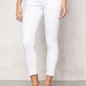 Tommy Hilfiger Denim Mid Rise Slim Naomi 177 White Stretch