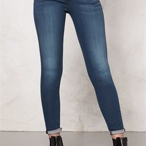 Tommy Hilfiger Denim Mid rise skinny Nora Bullet blue stretch