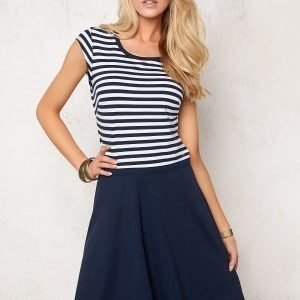Tommy Hilfiger Denim S/S Dress 902 Navy Blazer