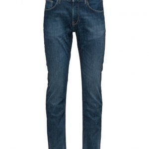 Tommy Hilfiger Denton B Middle Blue Stretch slim farkut