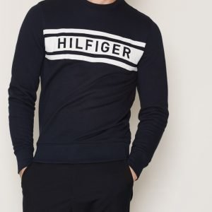 Tommy Hilfiger Denton Cotton Sweater Pusero Navy Blazer