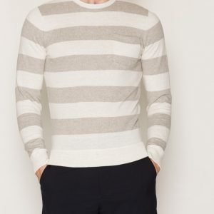 Tommy Hilfiger Erol Cotton Sweater Pusero Snow White