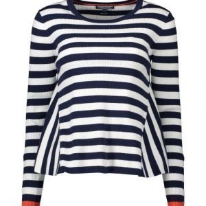 Tommy Hilfiger Etty Stripe Sweater Neule