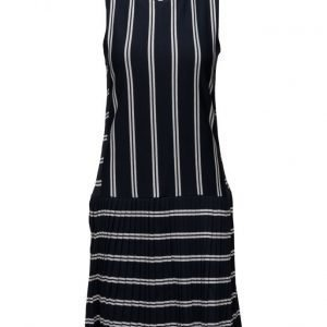 Tommy Hilfiger Faye Plisee Stp Dress Ns lyhyt mekko