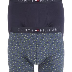 Tommy Hilfiger Flag Trunk Geo Bokserit 2-Pack