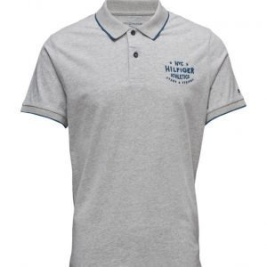 Tommy Hilfiger Icon Polo Ss lyhythihainen pikeepaita