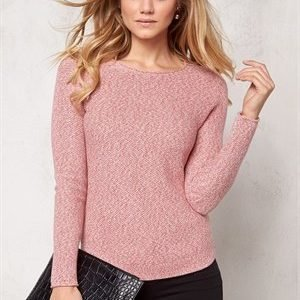 Tommy Hilfiger Ilka Marl Sweater 901 Baroque Rose