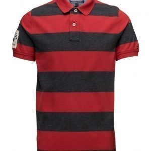 Tommy Hilfiger Largo Stp Polo S/S Sf lyhythihainen pikeepaita