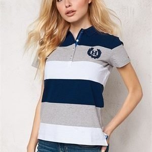 Tommy Hilfiger Mallory Polo 901 Medieval Blue