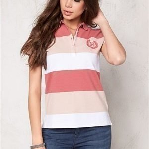 Tommy Hilfiger Mallory Polo 902 Baroque Rose