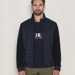 Tommy Hilfiger Material Mix Bomber 403 Midnight