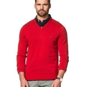 Tommy Hilfiger Pacific V-neck Red