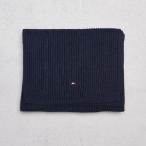 Tommy Hilfiger Pima Cotton/Cashmere Scarf 289 Blue
