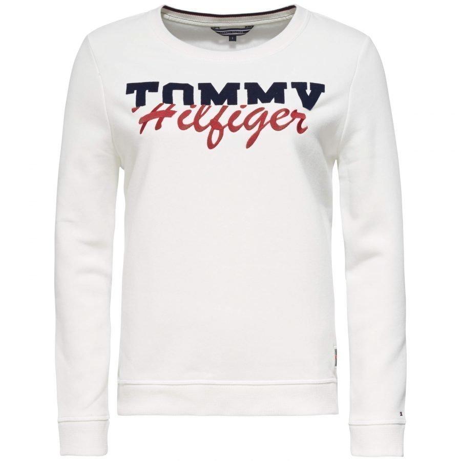 Tommy Hilfiger Sapphire C-Neck Collegepusero