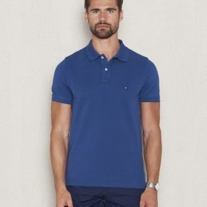 Tommy Hilfiger Slim Fit Polo 064 Blue