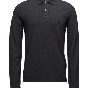 Tommy Hilfiger Slim Fit Polo L/S Sf pitkähihainen pikeepaita