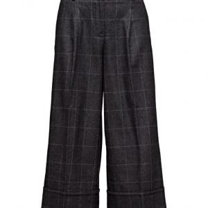 Tommy Hilfiger Sybil Wl Cropped Pant leveälahkeiset housut