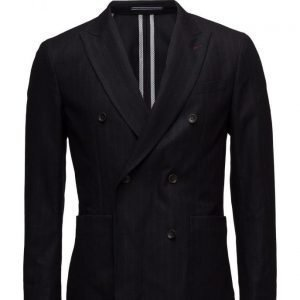 Tommy Hilfiger Tailored Blk-Db-P-2pp Twsstp16402 bleiseri