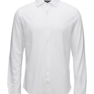 Tommy Hilfiger Tailored Soft Pique Shirt Polo L/S Sf
