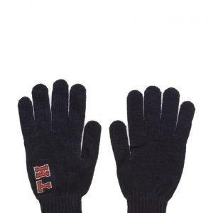 Tommy Hilfiger Th Patch Gloves Solid hanskat