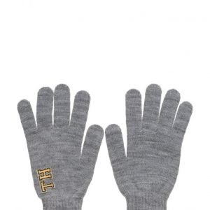 Tommy Hilfiger Th Patch Gloves Solid hanskat