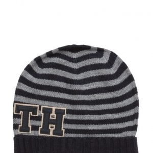 Tommy Hilfiger Th Patch Hat Stripes