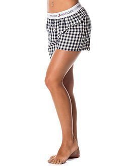 Tommy Hilfiger Twill Woven Boxer Iconic Dress Blues