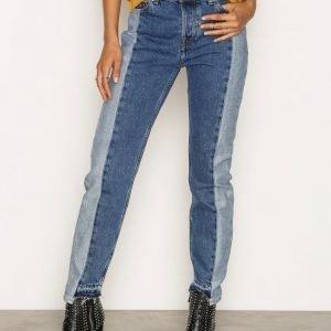 Tommy Jeans High Rise Slim Recon Izzy Farkut Denim