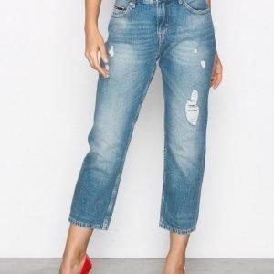 Tommy Jeans Straight Lana Klbrd Regular Rise Farkut Denim