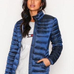 Tommy Jeans Thdw Light Down Jacket 16 Untuvatakki Blue