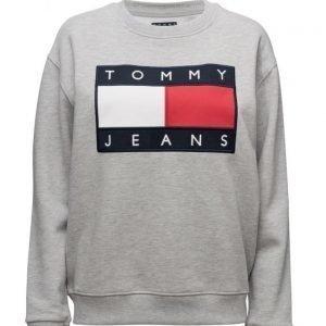 Tommy Jeans Tjw 90s Sweatshirt L/S 3 svetari