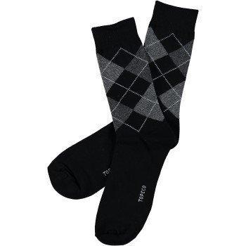 Topeco Mens Classic Sock Argyle
