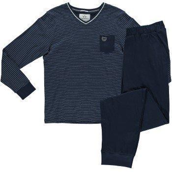 Topeco Mens Pyjama Long Sleeve