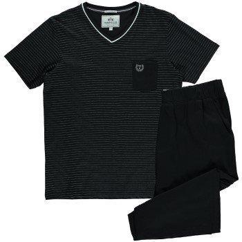 Topeco Mens Pyjama Short Sleeve