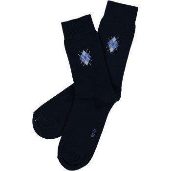 Topeco Mens Sock Harlequin
