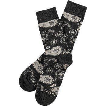 Topeco Mens Sock Paisley