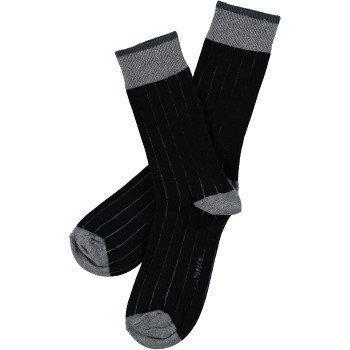 Topeco Mens Sock Rune Rib Modal