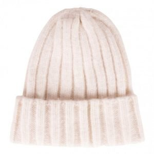 Topman Camel Chunky Beanie Hat Pipo White