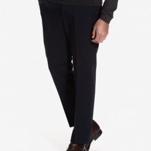 Topman Co-ord Collection Skinny Fit Trousers Puvunhousut Dark Blue