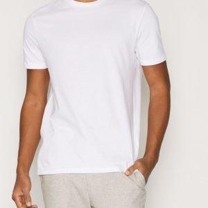 Topman Crew Neck T-shirt T-paita White