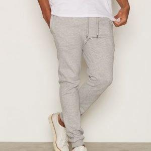Topman Grey Marl Skinny Joggers Housut Grey